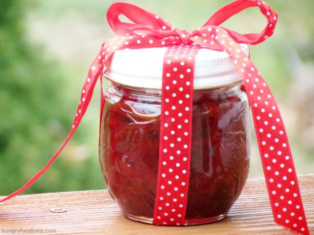 red pepper marmalade