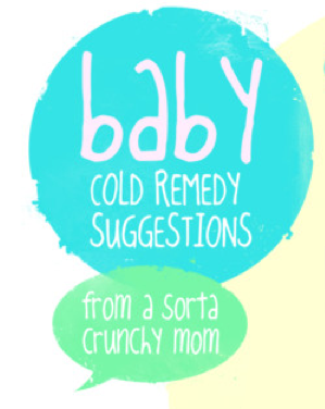 baby cold suggestions